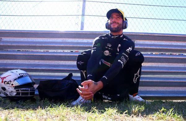 Daniel Ricciardo ready for 'interesting weather' at Interlagos