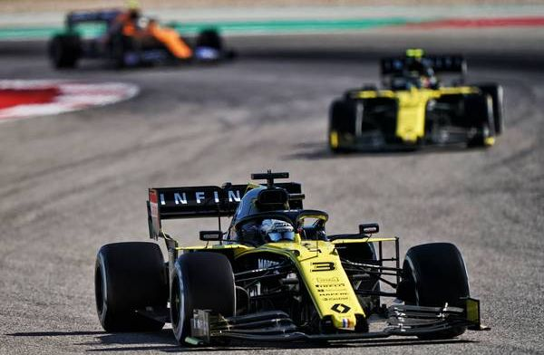 "Renault ""have to accept"" McLaren have been better"