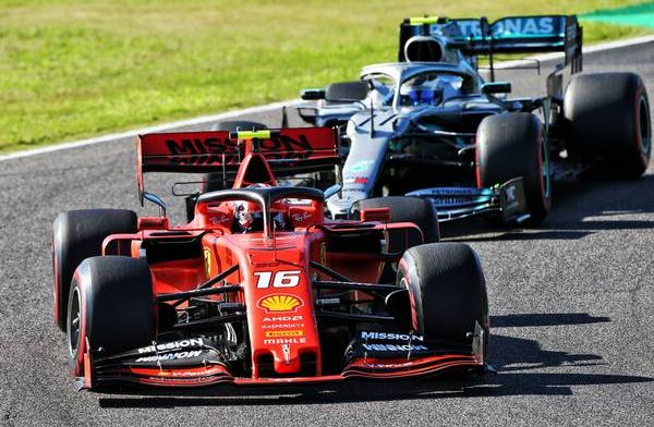 Charles Leclerc to take grid penalty in Brazil