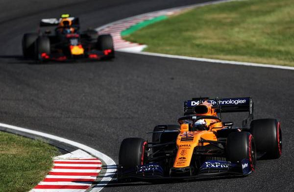 Sainz zeroed in for Brazil: Confirming fourth place is our target