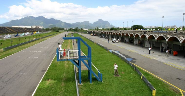 Racen in Rio: Hoe een Grand Prix-circuit werd afgedankt