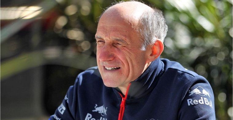 Toro Rosso-teambaas Tost tevreden met behoud van Kvyat en Gasly