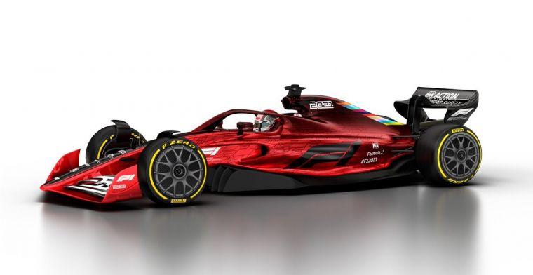 FIA zegt dat auto's 2021 waarschijnlijk moeilijker te volgen zijn dan berekend