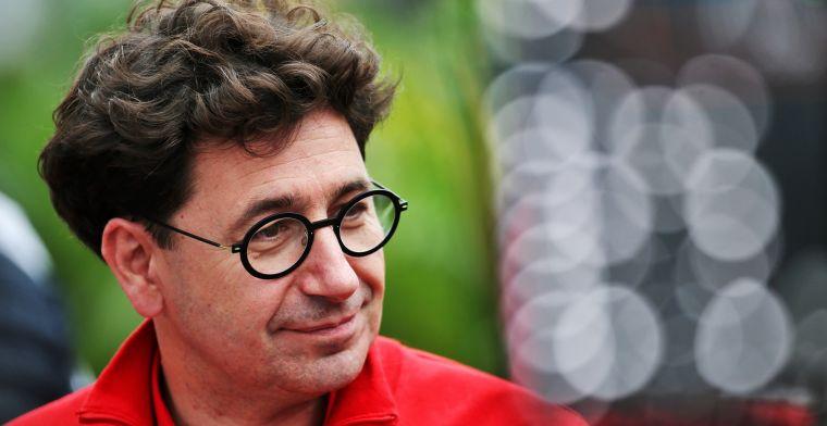 Binotto blikt uitdagend vooruit op Brazilië: Zitten op normale prestatieniveau!