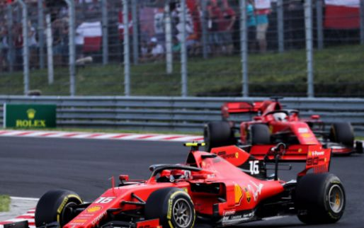 Aankomend weekend zal Ferrari zijn onschuld moeten bewijzen