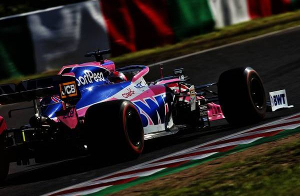 Perez: Adding more points this weekend is very important