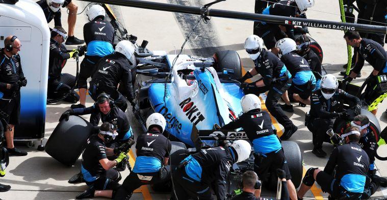 Williams verklaart onderdelentekort: Komt dit seizoen niet als grote verrassing