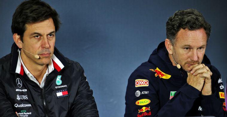 Marko: Mercedes deed het onderzoek, wij hadden het lef om naar de FIA te gaan