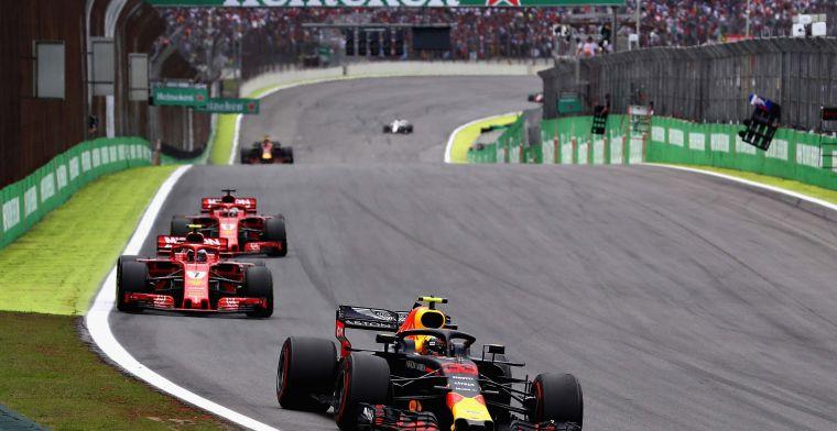 Hoe laat begint de kwalificatie voor de Grand Prix van Brazilië 2019?