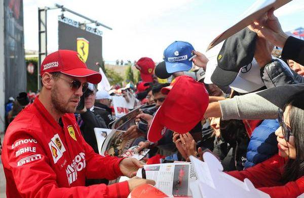 Vettel believes team orders are situational