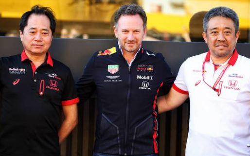 """Horner: """"Honda wil eerst kijken hoe Formule 1 eruit ziet in 2021"""""""