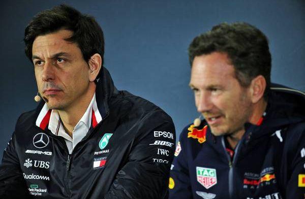 Wolff ziet Honda dichterbij Mercedes komen qua motorvermogen