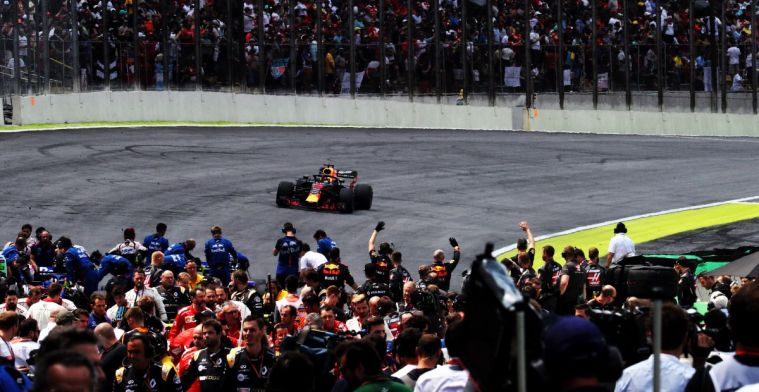 Niet alle coureurs sluiten zich aan bij mening Hamilton over GP Brazilië