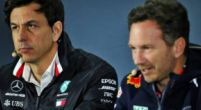 Afbeelding: Wolff ziet Honda dichterbij Mercedes komen qua motorvermogen
