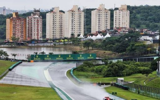 LIVE | Formula 1 2019 Brazilian Grand Prix FP2 - More rain to come?