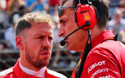 """Vettel over aantijgingen Verstappen: """"Vroeger werden mensen nog genegeerd"""""""