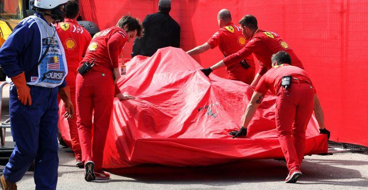 FIA bevestigt: Nieuwe verbrandingsmotor Leclerc, geen andere motoronderdelen