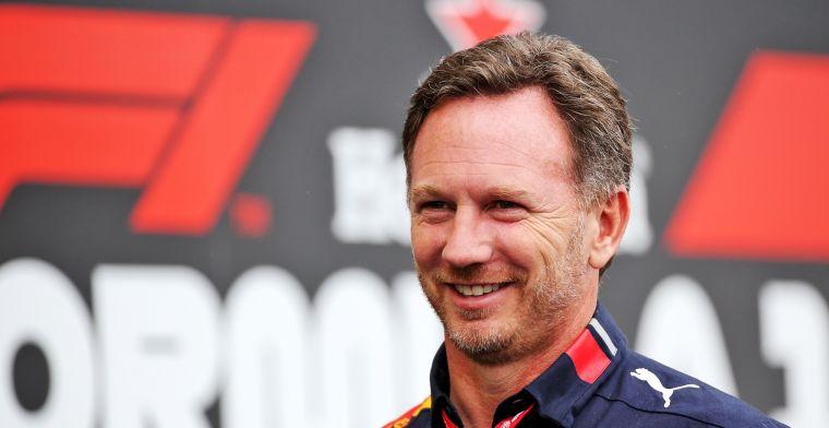 """Horner over Honda: """"Hebben dit seizoen twee keer met hen op pole gestaan!"""""""