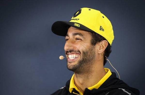 Ricciardo: ''Met Vettel en Verstappen was er veel wederzijds respect''