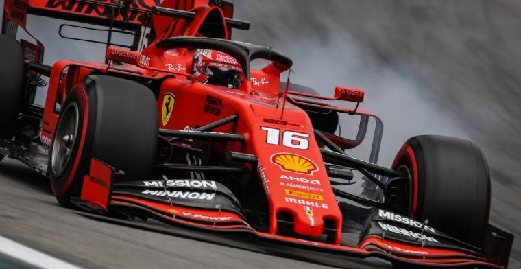 Red Bull en Mercedes komen bijna seconde tekort op rechte stukken