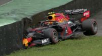 Image: WATCH | Alex Albon crashes out of FP1 at the Brazilian Grand Prix