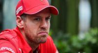"""Afbeelding: Vettel zet zinnen op P3, """"Maar niet om Charles Leclerc in te halen"""""""