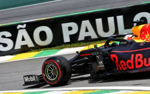 Max Verstappen takes second career pole position in Brazil!