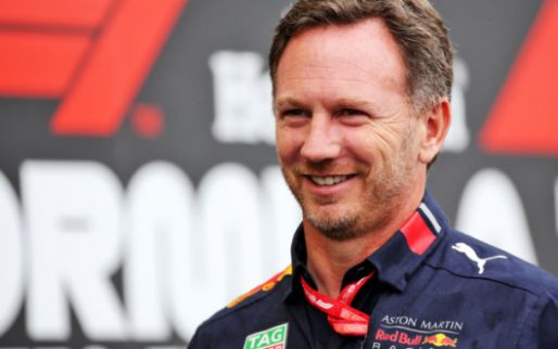 Horner is lyrisch over Verstappen en Honda na pole position