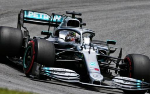 Lewis Hamilton tops FP3 to lead from Verstappen and Leclerc