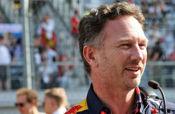 Birthday boy Christian Horner hails Verstappen pole: He eked out the gains