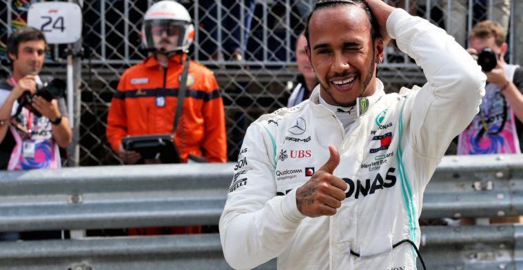 Hamilton: We kunnen eigenlijk 'gratis' nieuwe dingen proberen