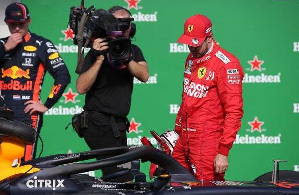 "Vettel plagerig: ""Snap niet hoe Honda opeens zo snel is"""