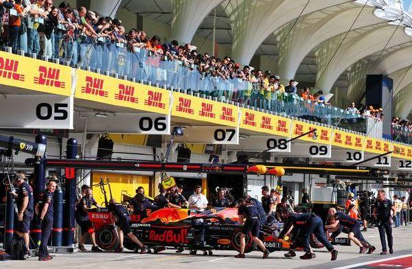Dit is de voorlopige startopstelling voor de Grand Prix van Brazilië 2019