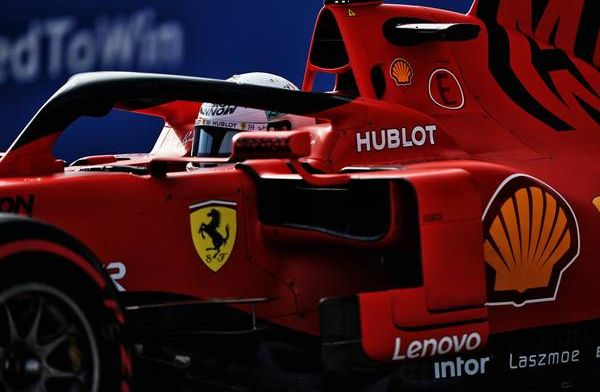 Vettel carefully optimistic for Brazilian Grand Prix as he starts from front row