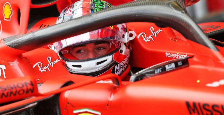 Leclerc is teleurgesteld in zichzelf: Pole position lag binnen bereik