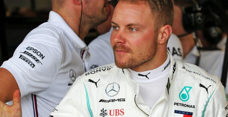 Bottas was ontzet door Verstappen's snelste ronde
