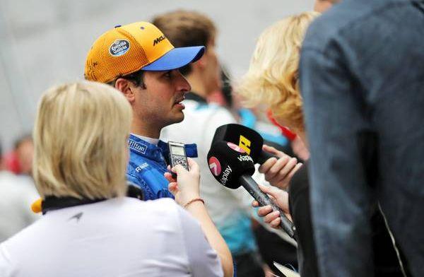 """Sainz na kwijtraken motorvermogen in Q1: """"Heel grote teleurstelling"""""""