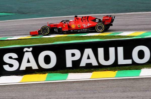 Vettel: Nog geen contract, maar ik verwacht wel door te gaan in 2021