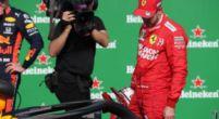 "Afbeelding: Vettel plagerig: ""Snap niet hoe Honda opeens zo snel is"""