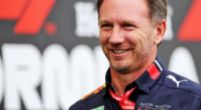 Image: Christian Horner not worried by Albon's practice crashes