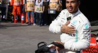 """Afbeelding: Hamilton anticipeert: """"Kijken hoe race is met hogere baantemperaturen"""""""