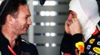 Afbeelding: Felicitaties van Verstappen richting teambaas Horner