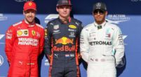 """Afbeelding: Hamilton: """"Gefeliciteerd aan Verstappen"""""""