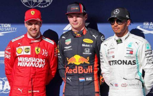 Hamilton sluit zich aan bij Vettel: