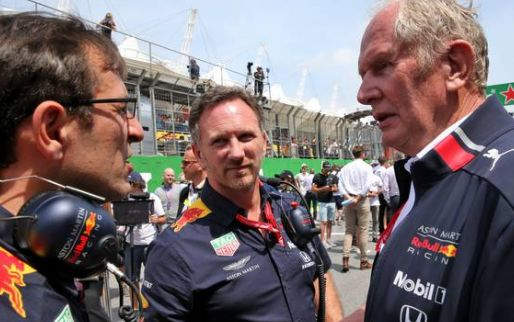 Horner lovend over 'briljante' Verstappen: