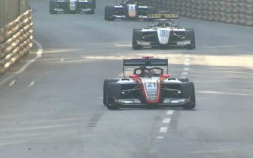 Rookie Richard Verschoor wint de Grand Prix van Macau!