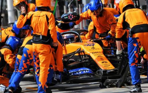 Carlos Sainz now under investigation for using DRS under yellow flag!