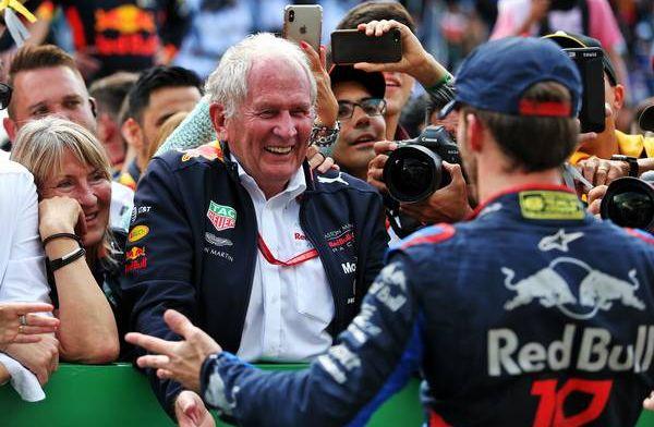 Marko blij na Braziliaanse GP: Een fantastisch resultaat, dit kunnen we vieren