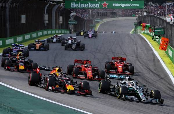 #BrazilianGP | Hamilton penalised, drops to seventh as Sainz claims first podium