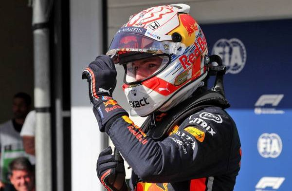 Verstappen leads Gasly in Honda one-two in Brazil as Ferraris take each other out!